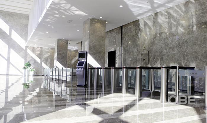 速通门及访客管理系统