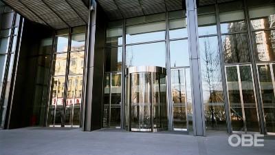 政府机构 | OBE(欧必翼)旋转门服务于国家级办公楼