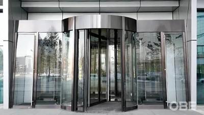 商业写字楼 |  OBE旋转门跨国服务于世界最冷首都