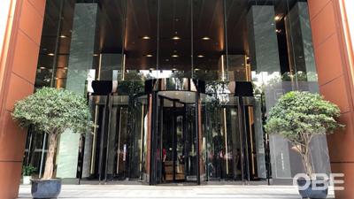 商业写字楼 | OBE(欧必翼)助力上海世贸旧貌换新颜