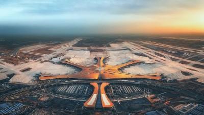 商业综合体丨OBE匠心铸造国门品质——大兴机场综合商务配套
