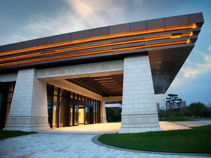 OBE会议会展中心特种门,携手西安国际会议中心,匠心打造城市之门!