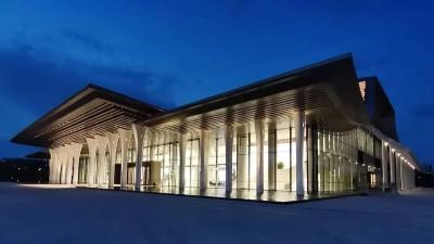 大型公建 | OBE前海国际会议中心,喜迎深圳经济特区建立40周年