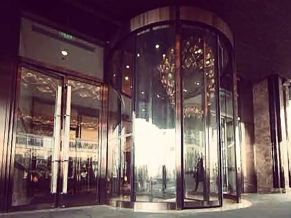 OBE revolving door